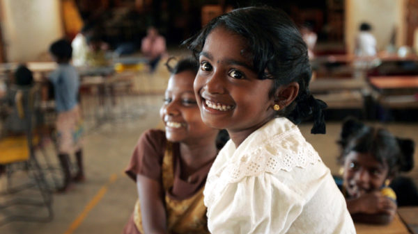 image of tamil children